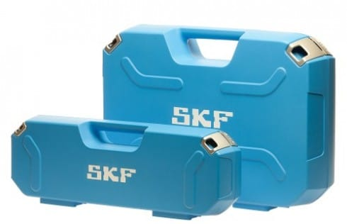 SKF compact spuitgieten